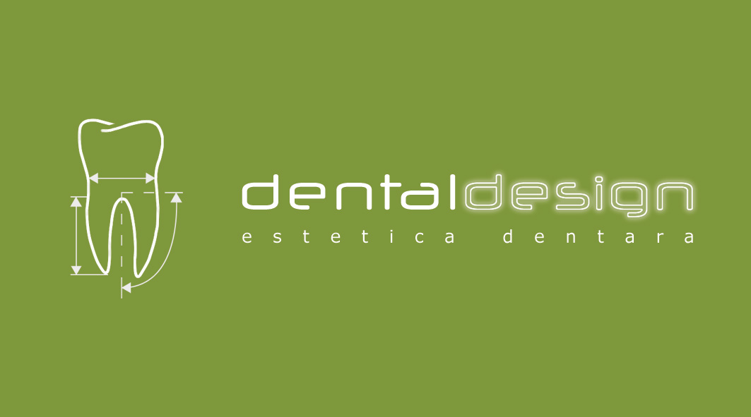 carte visita dental design