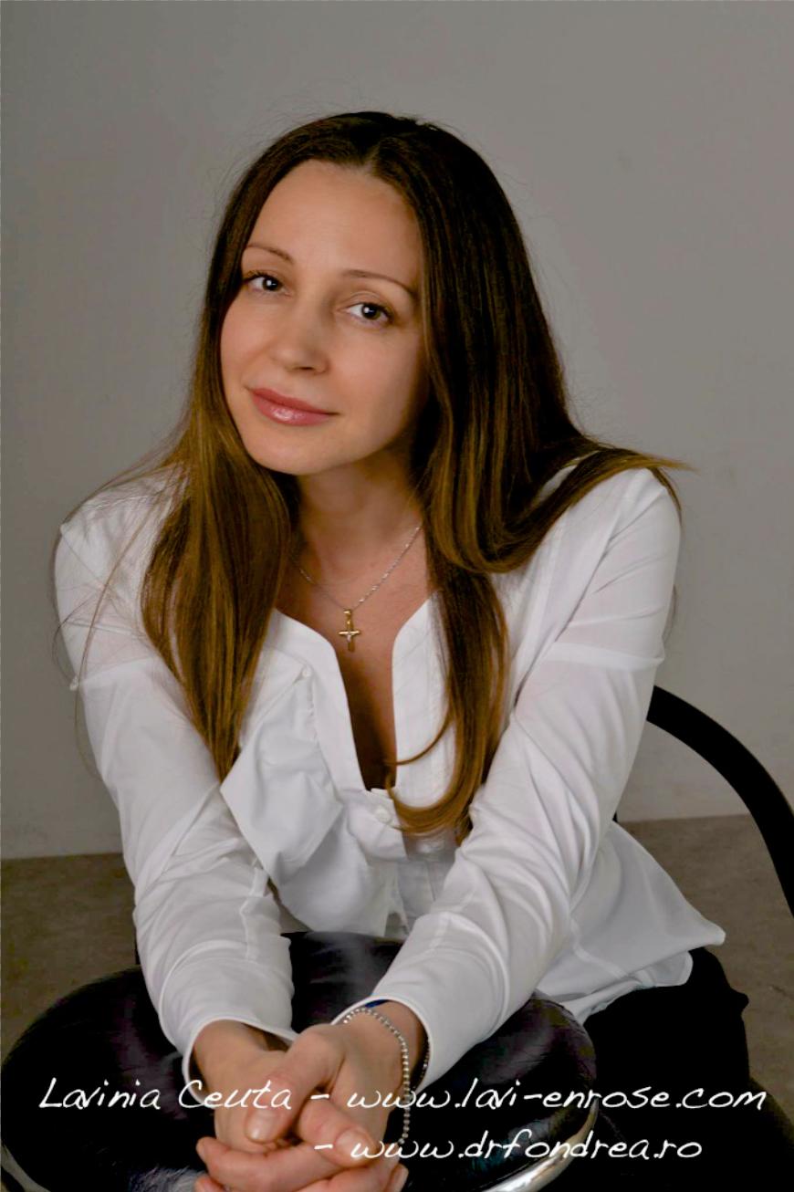 Lavinia Ceuta - nutritionist