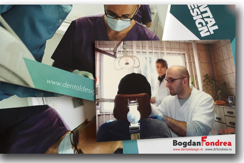 Cel mai bun dentist Bogdan Fondrea